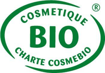 le logo de cosmebio est bien connu en France