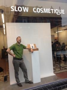 Ma mini expo «Slow Cosmétique» expliquée