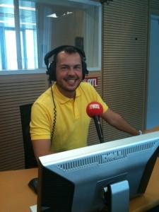 Julien Kaibeck sur RTL