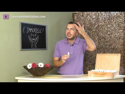 Varices, rides ou cicatrices : l'huile essentielle d'Immortelle !