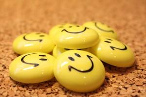 Le bonheur, c'est contagieux