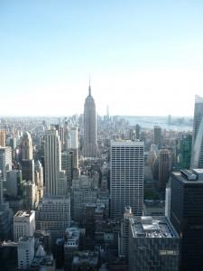 New York et moi, toute une histoire...