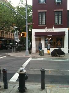 La boutique où on ira pas : Caudalie sur la très chic Bleecker street