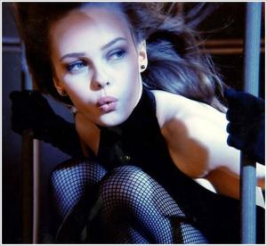 Vanessa Paradis pour la campagne COCO Chanel par Jean-Paul Goude