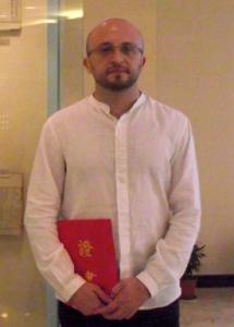 Guido Fortenio, un thérapeute