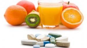 Il y a pléthore d'antioxydants à mettre au menu