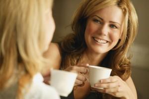 Un café pour partager, ou pour la beauté ;-)