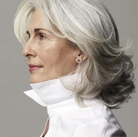 Quels remèdes pour de beaux cheveux gris ?