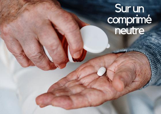comprime neutre aromatherapie