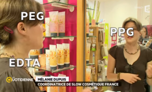 quotidienne france 5 maquillage