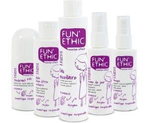 Fun'Ethic propose des produits bio avec un rapport qualité-prix au top