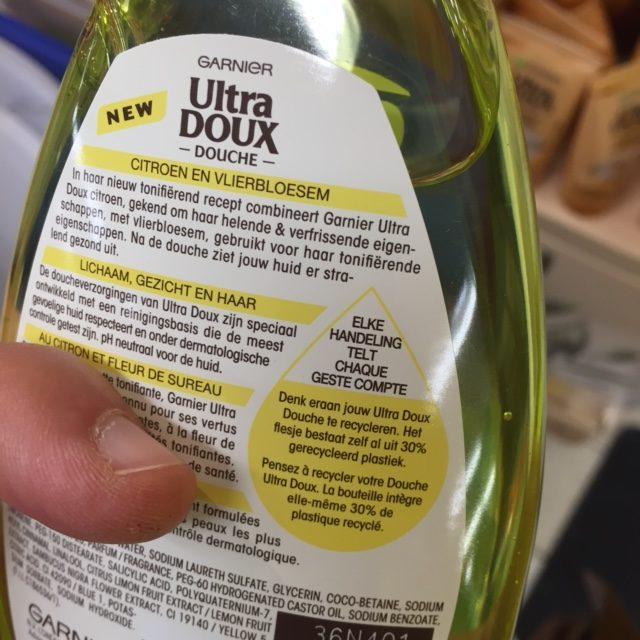 ultradoux miel