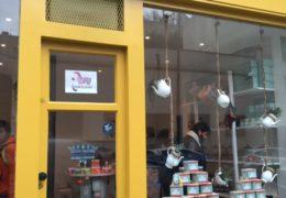 La boutique Lamazuna rue Louis Blanc