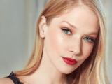 Voici un look superbe avec le maquillage minéral Lily Lolo