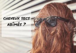Cheveux secs ou abîmés ? Chouchoutez les au naturel !
