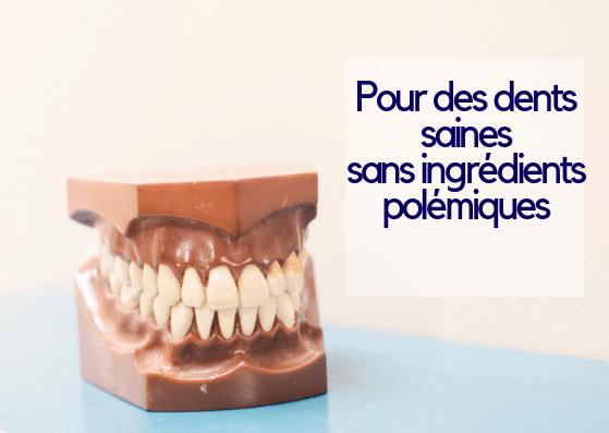 dentier bain de bouche
