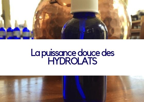hydrolats bio pour bain de bouche