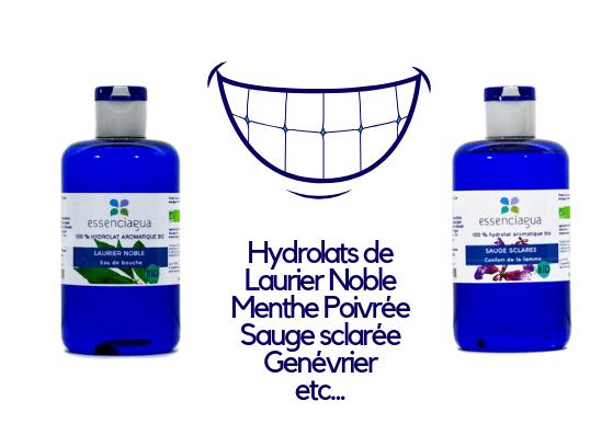 hydrolats essenciagua menthe sauge