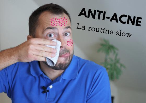 Ma routine anti-acné au naturel | lessentieldejulien.com
