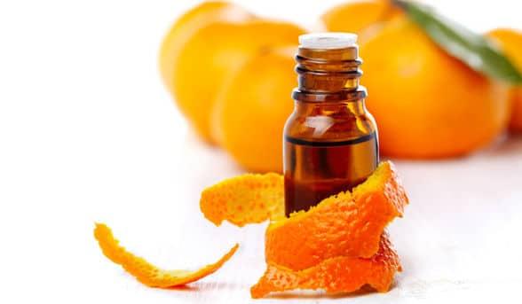 essence d'orange