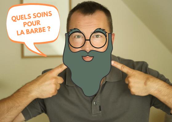 apprendre deux soins naturels pour la barbe