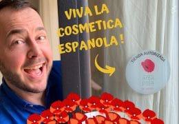 Cosmétique espagnole : mes marques au top