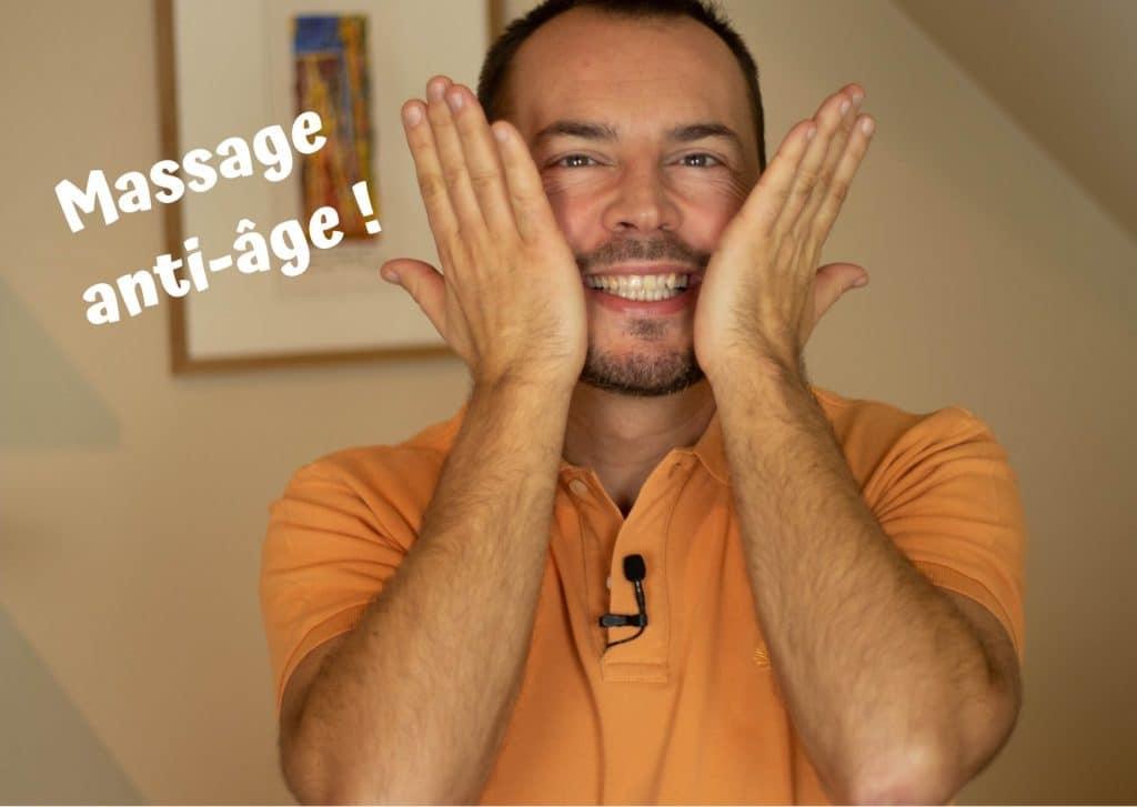 Gym massage visage